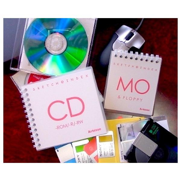 スケッチブックCD カラーコットン紙5種×各5枚=25枚綴り|artesse-store|02