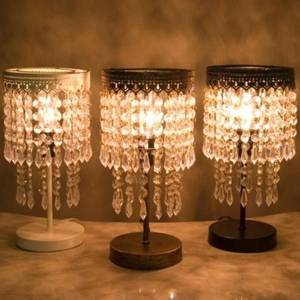シャンデリア テーブルランプ ミュゼ  LED電球対応可    インテリア 照明 電球 卓上ライト テーブルライト エレガンス