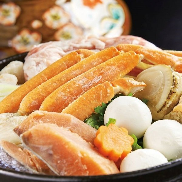 お歳暮にも 北海寄せ鍋セット   食品 料理 鍋 鍋セット 海鮮 海鮮鍋 寄せ鍋 お取り寄せ 北海道