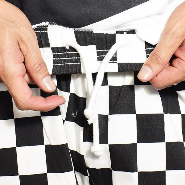 クックマン ショートパンツ COOKMAN CHEF SHORT PANTS -CHECKER-|artif|04