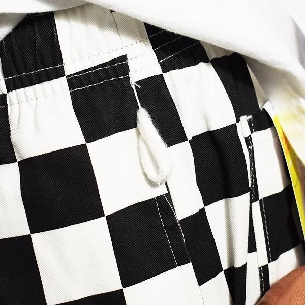 クックマン ショートパンツ COOKMAN CHEF SHORT PANTS -CHECKER-|artif|05