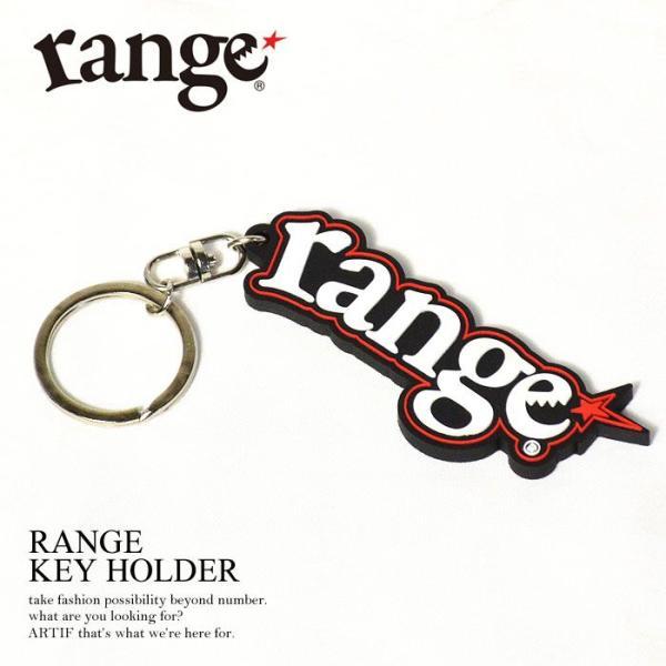 キーホルダー レンジ range KEY HOLDER