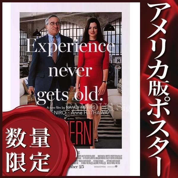 映画ポスター マイインターン アンハサウェイ /インテリア アート おしゃれ フレームなし /両面 artis