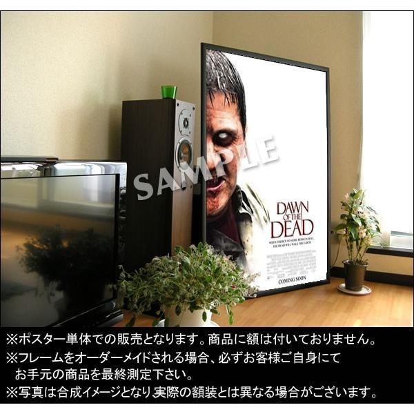 映画ポスター ドーンオブザデッド ゾンビ リメイク /インテリア アート フレームなし /B 両面|artis|03