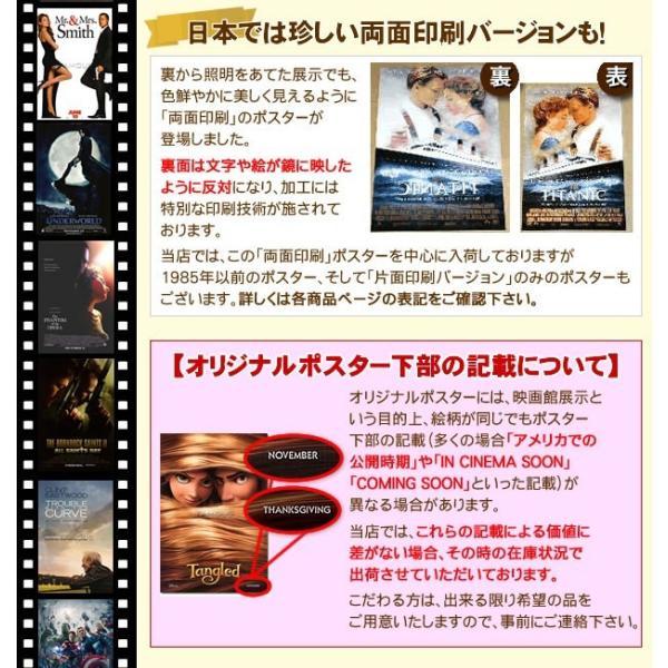 映画ポスター ドーンオブザデッド ゾンビ リメイク /インテリア アート フレームなし /B 両面|artis|05