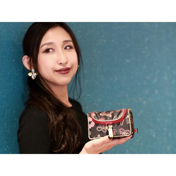化粧ポーチ 9WP-GI108 アルティザン&アーティスト ARTISAN&ARTIST*|artisan-artist|03