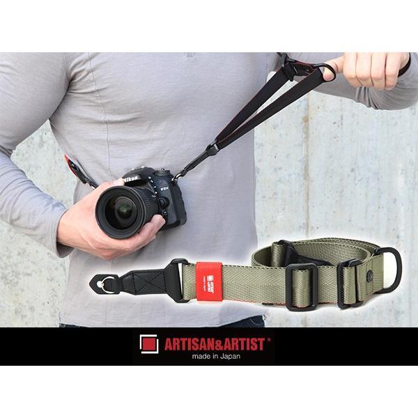 カメラストラップ ACAM-E38R アルティザン&アーティスト ARTISAN&ARTIST