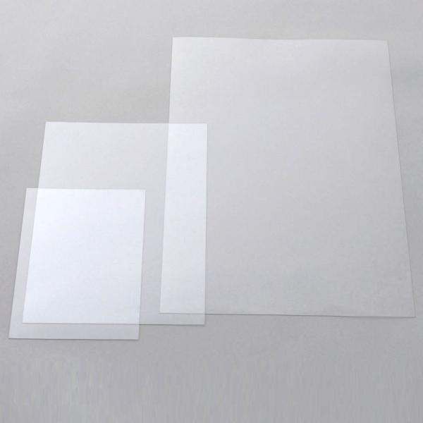 [ ゆうパケット可 ] 透明硬質PET板 ペット樹脂 小 【 凹版 版画 ドライポイント 樹脂 】|artloco