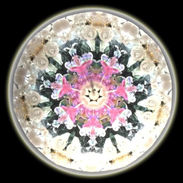 <在庫処分> ホワイトオークの万華鏡 オイルチェンバースコープ 【 カレイドスコープ プレゼント 男性 】 artloco 05