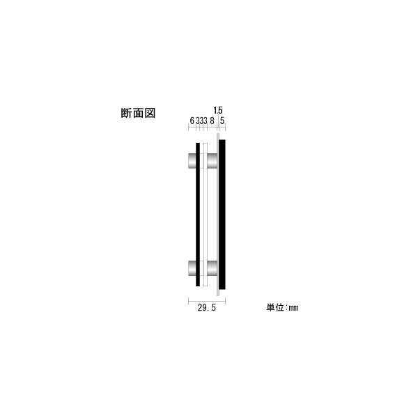 表札 ステンレス表札 おしゃれなアクリル表札 戸建表札 H52L|artmark|05
