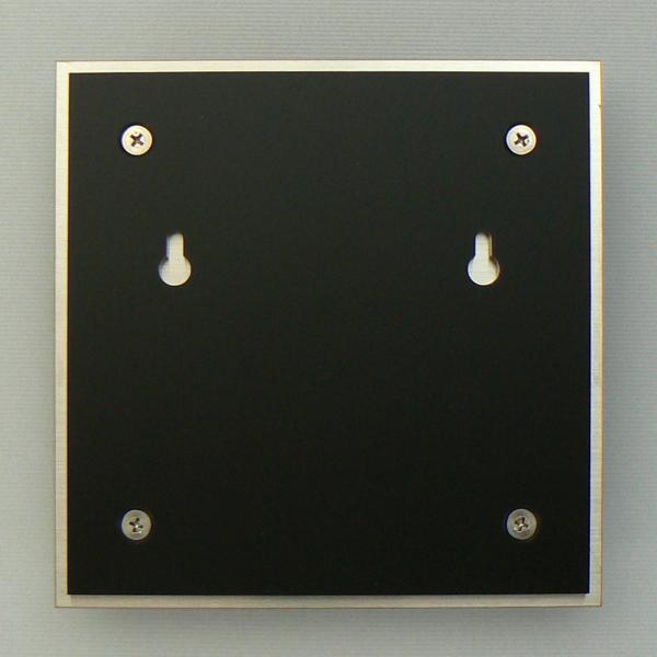 表札 ステンレス表札 おしゃれなアクリル表札 戸建表札 H52M|artmark|05