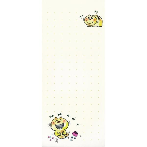 水森亜土ちゃん/一筆箋(せん)「ミータン」文房具/手紙/便箋  あどちゃん キャラクターグッズ|artsalonwasabi|02