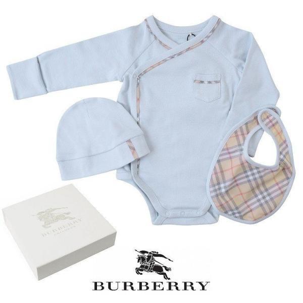 02045cb6bb65b バーバリー ベビー服 赤ちゃん BURBERRY 帽子 ロンパース よだれかけ スタイ|aruarumarket ...