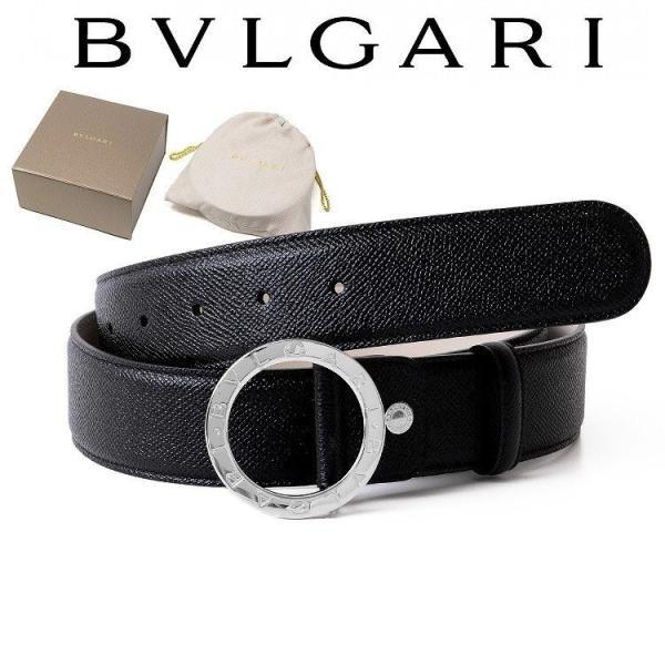 new concept ed61a aad99 ブルガリ BVLGARI メンズ ベルト 37890