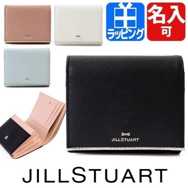 brand new 2c145 84d00 ジルスチュアート 財布 二つ折り JSLW7DS1