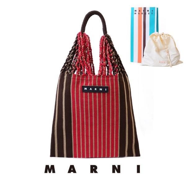 マルニ MARNI バッグ ハンモックバッグ トート レディース 夏バッグ