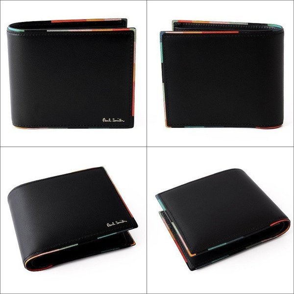 ポールスミス 財布 メンズ 二つ折り 名入れ可能 873181P514|aruarumarket|03