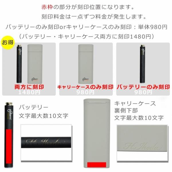 新型 プルームテック プルーム 本体 スターターキット 電子タバコ キャリーケース付 名入れ対応 送料無料 Ploom TECH アイコス iqos も販売中|aruarumarket|05
