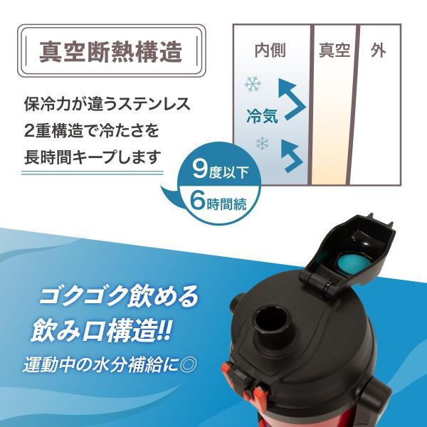 サーモス 水筒 2リットル 直飲み 真空断熱スポーツジャグ ボトル FFV-2000 名入れ対応|aruarumarket|03