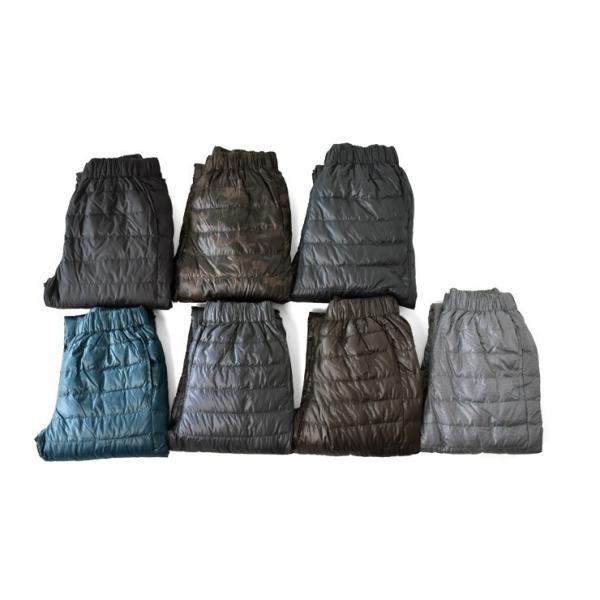 ダウンパンツ メンズ 登山用パンツ アウトドアパンツ 防寒パンツ メンズ 暖 パンツ セール mens|aruge|08