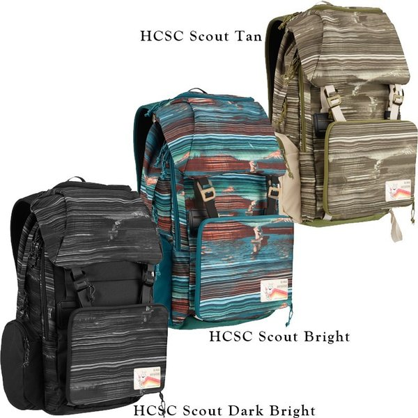 BURTON バートン バックパック HCSC SHRED SCOUT PACK FW17|arukikata-travel|02