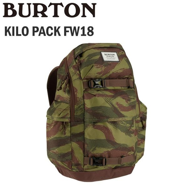 BURTON バートン リュック バックパック KILO PACK FW18|arukikata-travel