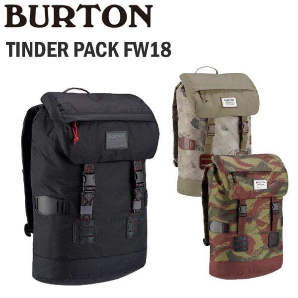 BURTON バートン リュック バックパック TINDER PACK FW18 arukikata-travel