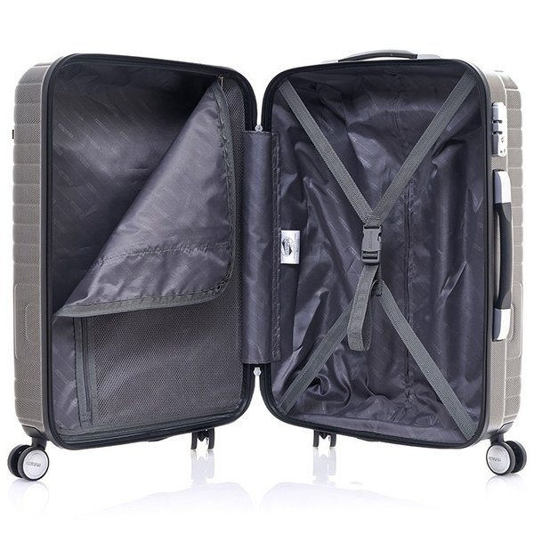 f3b07c699d ... サムソナイト アメリカンツーリスター スーツケース 中型 Mサイズ 軽量 ファスナー 3泊 4泊 3 ...