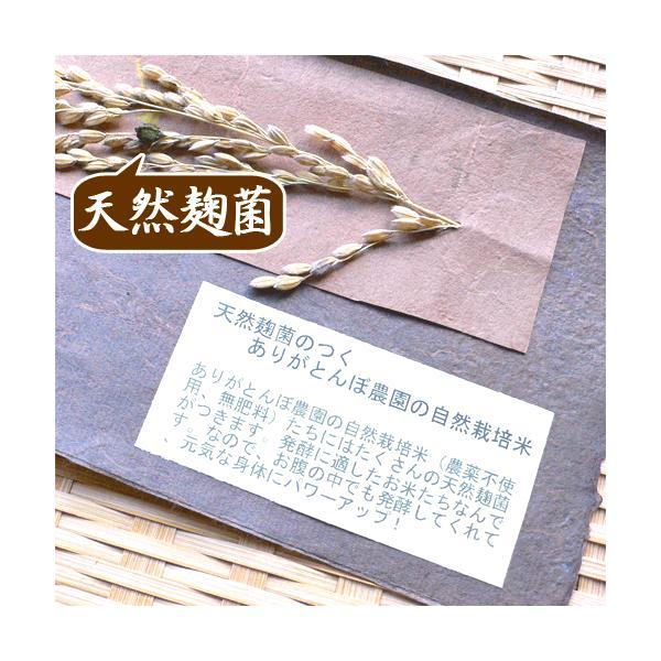 平成29年産 自然栽培米 ハツシモ 玄米(精米無)農薬不使用 無肥料 送料無料 10kg|arumama|02