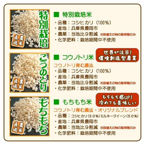 令和元年産 お試しセット お米 玄米 白米 送料無料 3kg|arumama|06