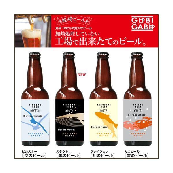 城崎温泉の地ビール クラフトビール4本&燻製5点 おつまみセット ギフト 送料無料|arumama|02