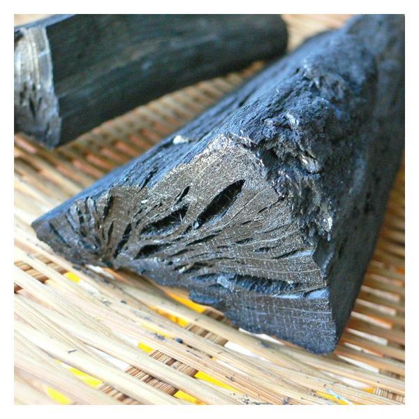 炭 木炭 国産(一級品:2.5kg)神鍋白炭工房|arumama|03