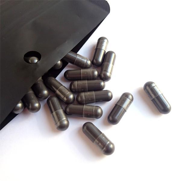 炭カプセル サプリ 炭パウダー チャコール 食用 クレンズ 炭 90個 神鍋BLACK 送料無料|arumama|02