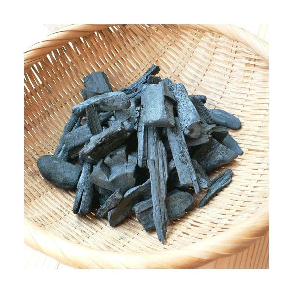 床下調湿炭 約10kg(2.5kg×4袋)湿気 カビ対策 木炭 神鍋白炭工房 送料無料|arumama|02
