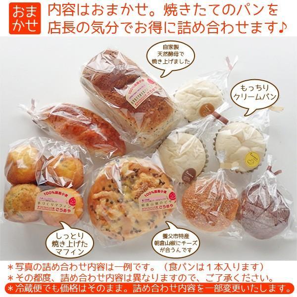 パン 詰め合わせ 天然酵母&国産小麦 おこもりセット(A)母の日月間 送料無料|arumama|02