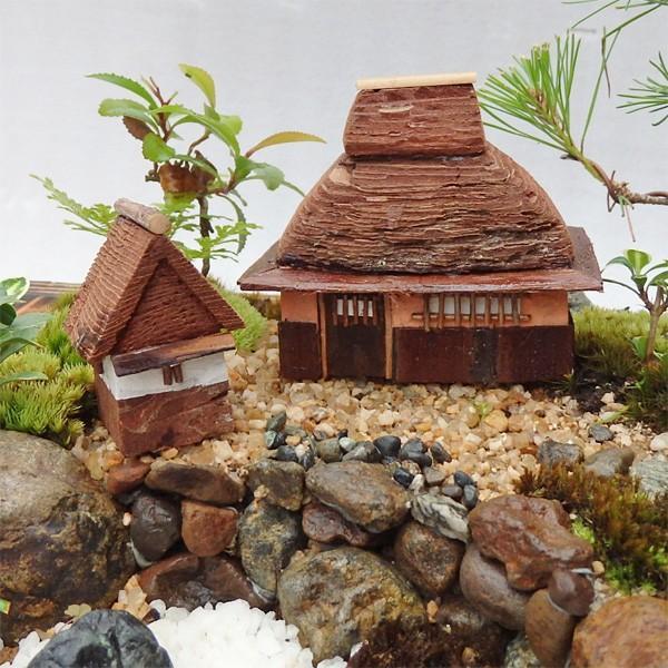 盆栽 送料無料 ミニ庭園 庄屋さん(S)|arumama|02