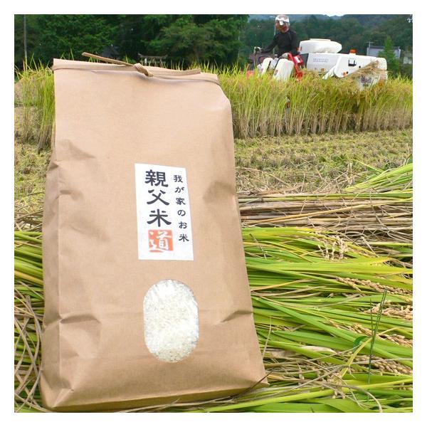 ホワイトデー コシヒカリ 10kg 白米 親父米 兵庫県産 平成29年産 送料無料|arumama|03