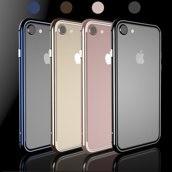 NEWジェット新作 円弧フレーム iphone7 アルミバンパー iphone7plus ケース 丸い アイホン7合金枠 超薄型高品質金属メタル新発売|arunmui|02