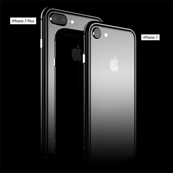 NEWジェット新作 円弧フレーム iphone7 アルミバンパー iphone7plus ケース 丸い アイホン7合金枠 超薄型高品質金属メタル新発売|arunmui|04