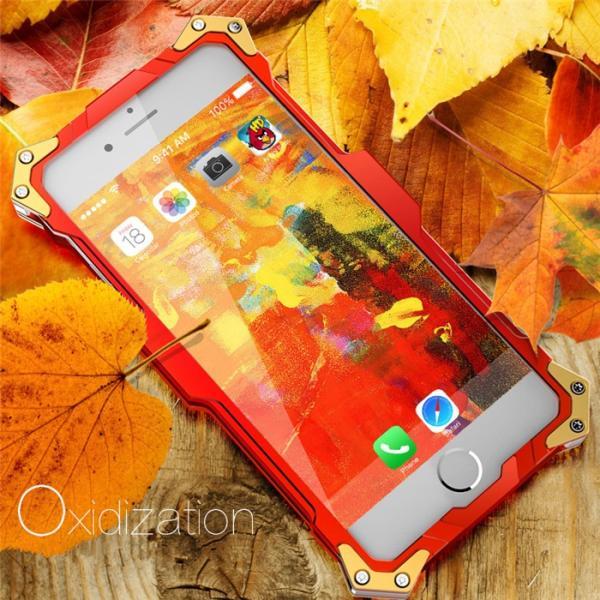 雷神2 トランスフォーマー iphone7 iphone7plus ケース S!MON 最強級金属合金カバーアイフォン6ケースアルミメタルバンパーフレーム超頑丈格好いい新登場|arunmui|03