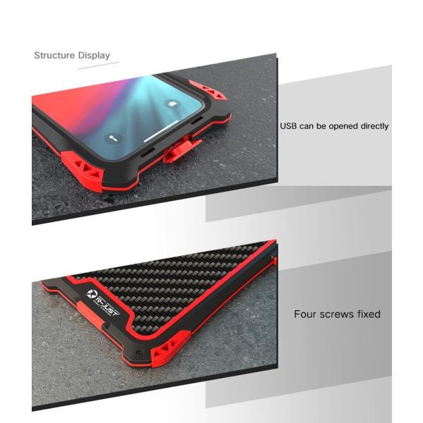 アミラ iPhone Xs iPhone Xs Max iPhoneXR ケース AMIRA 金属超頑丈メタル合金アルミバンパー 二重保護 アイフォン X ケース 合金フレーム ゴムアイフォンカバー|arunmui|13