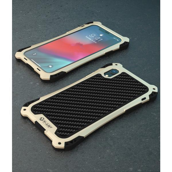 アミラ iPhone Xs iPhone Xs Max iPhoneXR ケース AMIRA 金属超頑丈メタル合金アルミバンパー 二重保護 アイフォン X ケース 合金フレーム ゴムアイフォンカバー|arunmui|20
