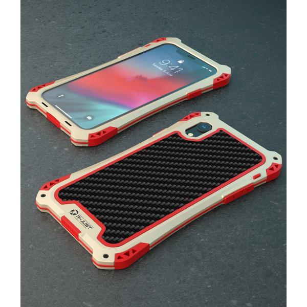 アミラ iPhone Xs iPhone Xs Max iPhoneXR ケース AMIRA 金属超頑丈メタル合金アルミバンパー 二重保護 アイフォン X ケース 合金フレーム ゴムアイフォンカバー|arunmui|21