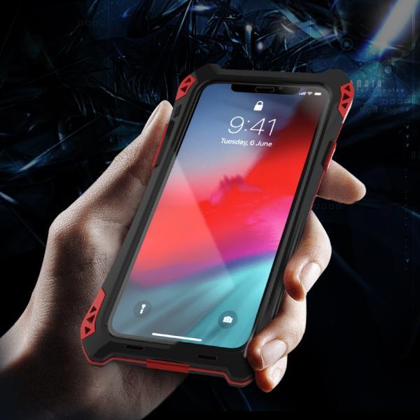 アミラ iPhone Xs iPhone Xs Max iPhoneXR ケース AMIRA 金属超頑丈メタル合金アルミバンパー 二重保護 アイフォン X ケース 合金フレーム ゴムアイフォンカバー|arunmui|04