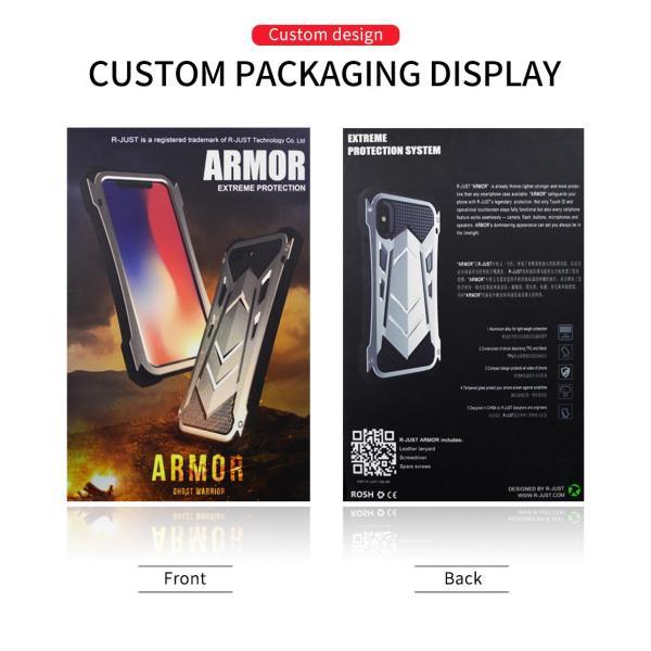 かっこいい iPhone XR iphoneXs Max iphone Xs ケース ARMOR メタル最強金属合金アルミバンパー 二重保護 超頑丈 ゴムアイフォンカバー|arunmui|15