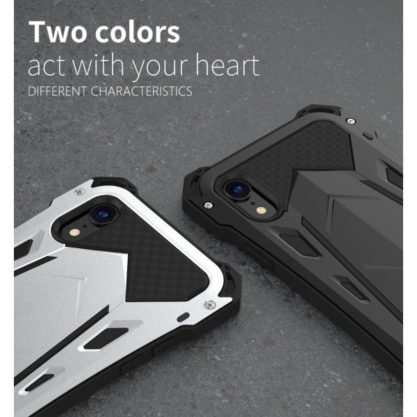 かっこいい iPhone XR iphoneXs Max iphone Xs ケース ARMOR メタル最強金属合金アルミバンパー 二重保護 超頑丈 ゴムアイフォンカバー|arunmui|16