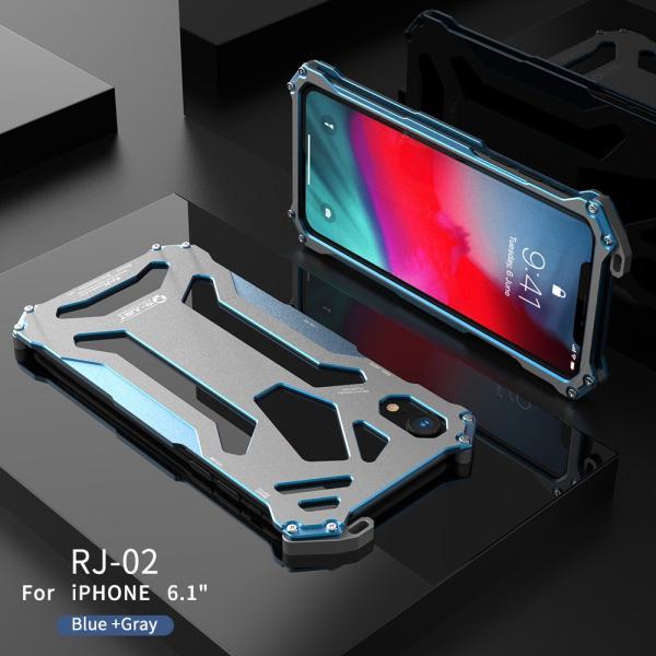 ガンダム iPhone Xs iPhone XR iPhoneXs Max ケース かっこいい メタル金属iphoneアルミバンパーカバーアイホン耐衝撃頑丈|arunmui|09