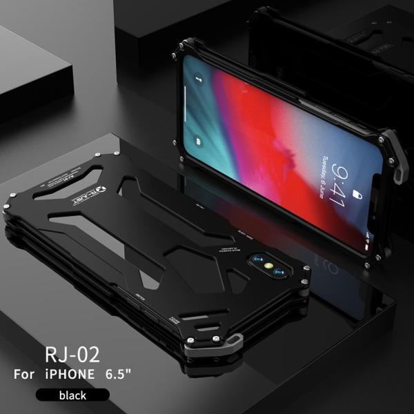 ガンダム iPhone Xs iPhone XR iPhoneXs Max ケース かっこいい メタル金属iphoneアルミバンパーカバーアイホン耐衝撃頑丈|arunmui|10