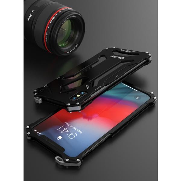 ガンダム iPhone Xs iPhone XR iPhoneXs Max ケース かっこいい メタル金属iphoneアルミバンパーカバーアイホン耐衝撃頑丈|arunmui|19