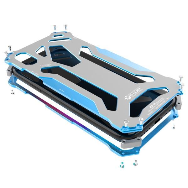 ガンダム iPhone Xs iPhone XR iPhoneXs Max ケース かっこいい メタル金属iphoneアルミバンパーカバーアイホン耐衝撃頑丈|arunmui|05